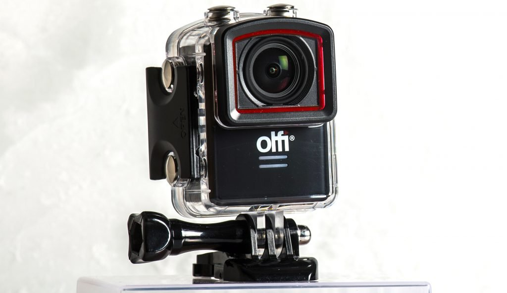 Olfi – The Essential 4K HDR Action Camera